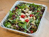 spring mix salad catering menu san francisco