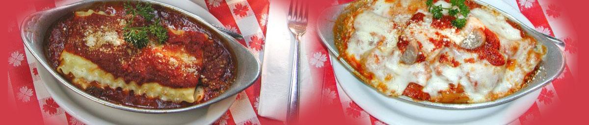 Giorgio's Pizza Classic Italian Dishes