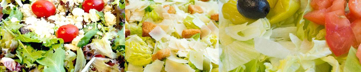 Giorgio's Pizza Fresh Salads