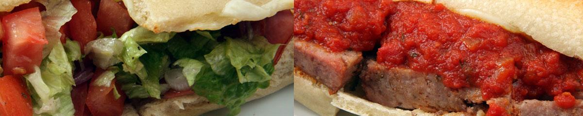 Giorgio's Pizzeria Sandwiches and Subs