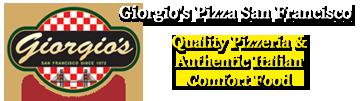 Giorgio's Pizza San Francisco