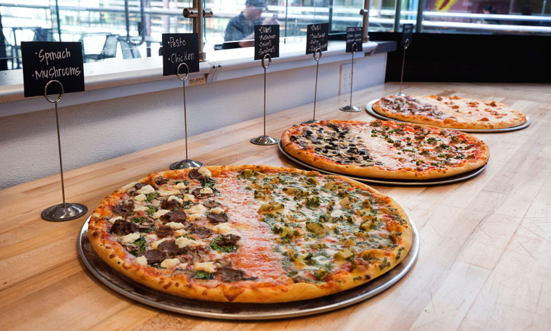 Giorgio's Pizza Selections